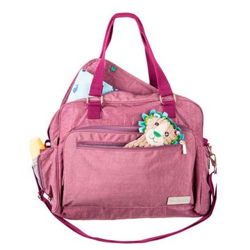 Bolso Maternal Paris (Morado) Madremía