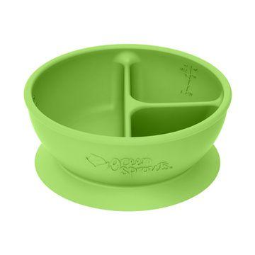 Bowl Divisorio de Silicona (Verde) Green Sprouts