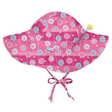 Sombrero Brim (Fucsia Raya Flor) Iplay