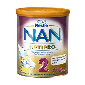 Nan OptiPro 2 (900 grs.) Nestlé