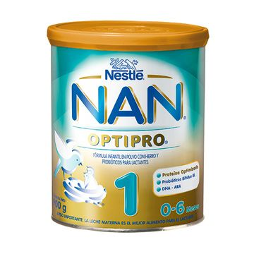 Nan OptiPro 1 (900 grs.) Nestlé