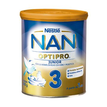 Nan OptiPro 3 (800 grs.) Nestlé