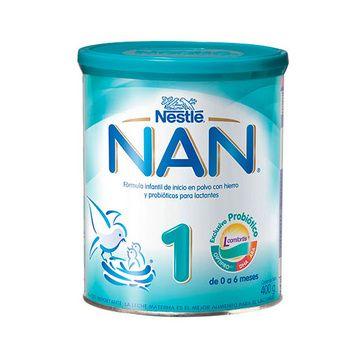 Nan 1 L-Comfortis (400 gr.) Nestlé