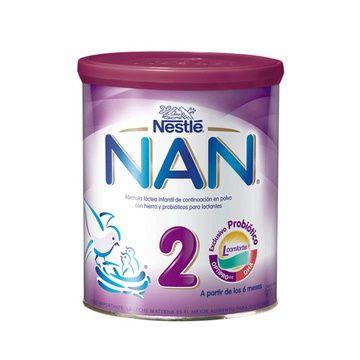 Nan 2 L-Comfortis (900 gr.) Nestlé