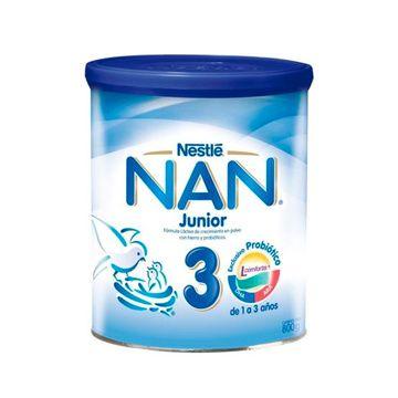 Nan 3 Junior L-Comfortis (800 gr.) Nestlé