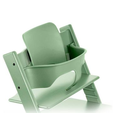 Adaptador Baby Set para Silla Tripp Trapp (Moss Green) Stokke