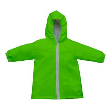 Impermeable Ligero (Verde) Green Sprouts