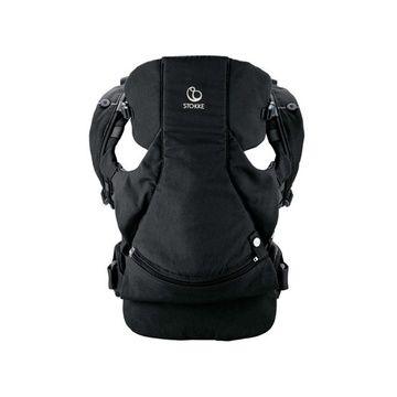 Mochila Porta Bebé Frontal y Dorsal My Carrier (Black) Stokke