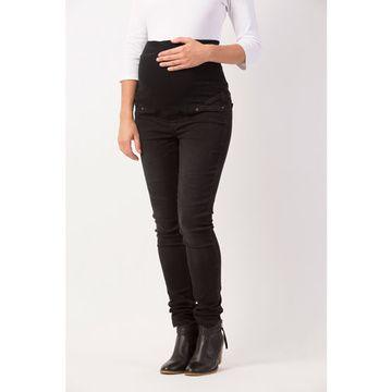 Jeans Maternal Pitillo Loreto (Negro) Nala Maternity