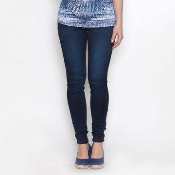 Jeans Maternal Pitillo Loreto (Azul Oscuro) Nala Maternity