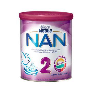 Nan 2 L-Comfortis (1100 gr.) Nestlé