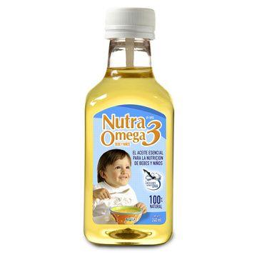 NutraOmega 3 bebés y niños  NutraOmega3 (240 ml)