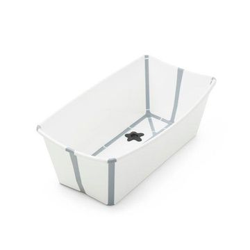 Bañera plegable Flexi Bath (White Grey) Stokke