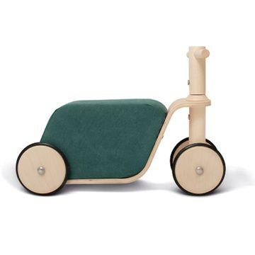 Triciclo 4 Ruedas Gastón (Verde) Roda