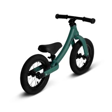 Bicicleta de Aprendizaje Pro Aluminio (Verde) Roda