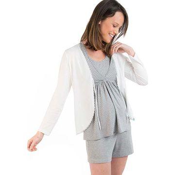 Mañanita Maternal y Lactancia (Crudo) Madremía