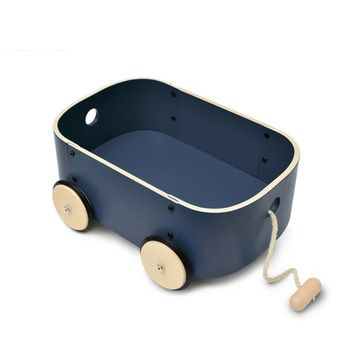 Carro de Arrastre Lupe (Azul) Roda