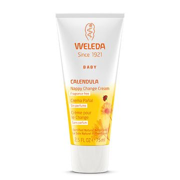 Crema pañal de Caléndula Weleda (75 ml)
