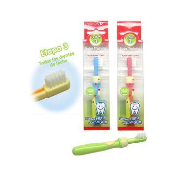 Cepillo dental Etapa 3 Aprendizaje Pigeon
