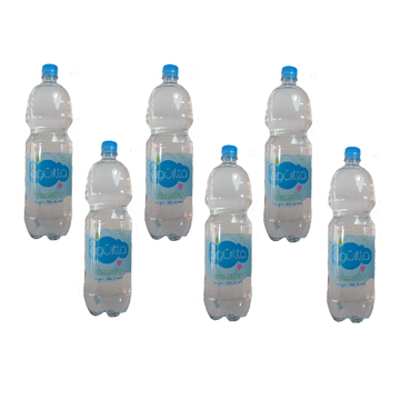 Pack Agua Purificada 6 botellas (1,5 lts.) Miagüitta