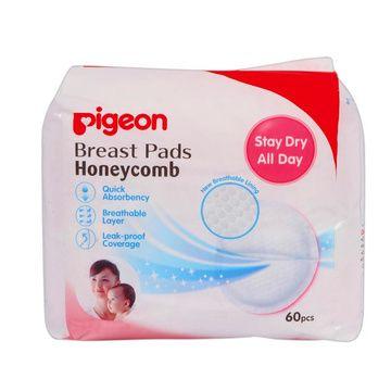 Absorbentes de leche (60 Un) Honeycomb Pigeon