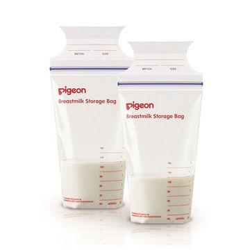 Bolsas almacenamiento leche materna (25 Un) Pigeon