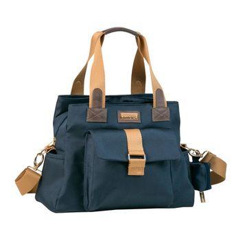 Bolso Maternal Kate Azul Colección Urban Masterbag Baby