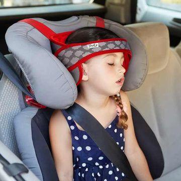 Sujeta Cabeza para Silla de Auto (Rojo) NapUp