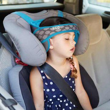 Sujeta Cabeza para Silla de Auto (Turquesa) NapUp