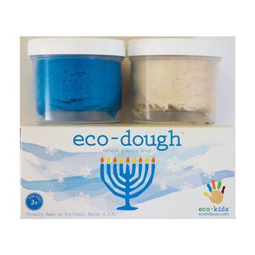 Plasticina natural (2 colores) Eco-kids
