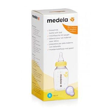 Mamadera (150 ml) Tetina S Medela