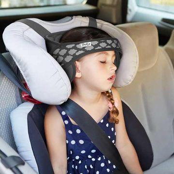 Sujeta Cabeza para Silla de Auto (Gris) NapUp