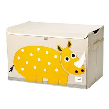 Baúl de juguetes Rinoceronte 3 Sprouts