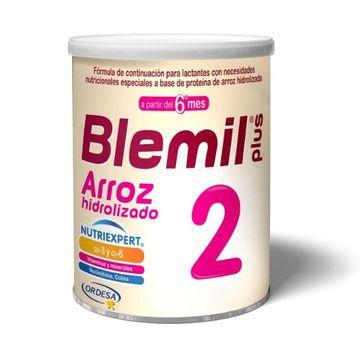 Blemil Plus 2 Arroz Hidrolizado (400 gr)