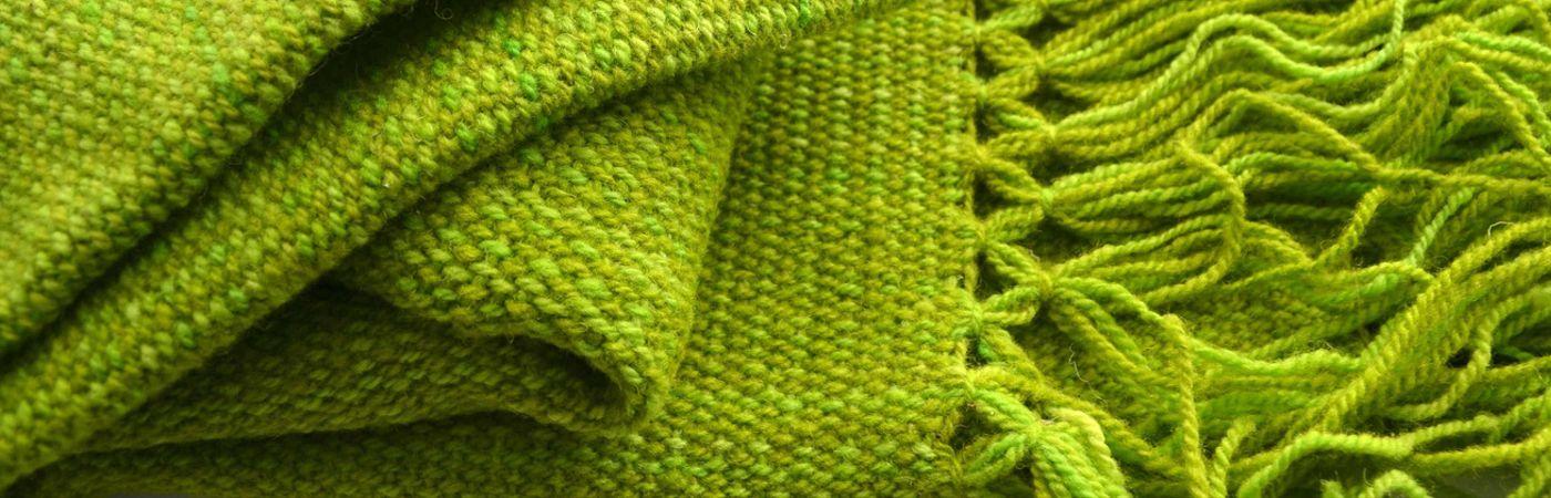Textiles de colores