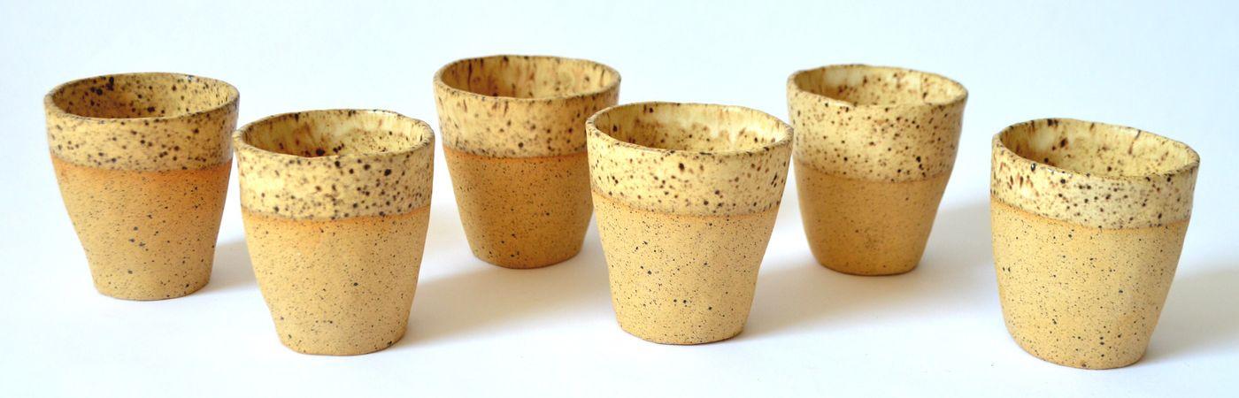 Originales vasos para celebrar