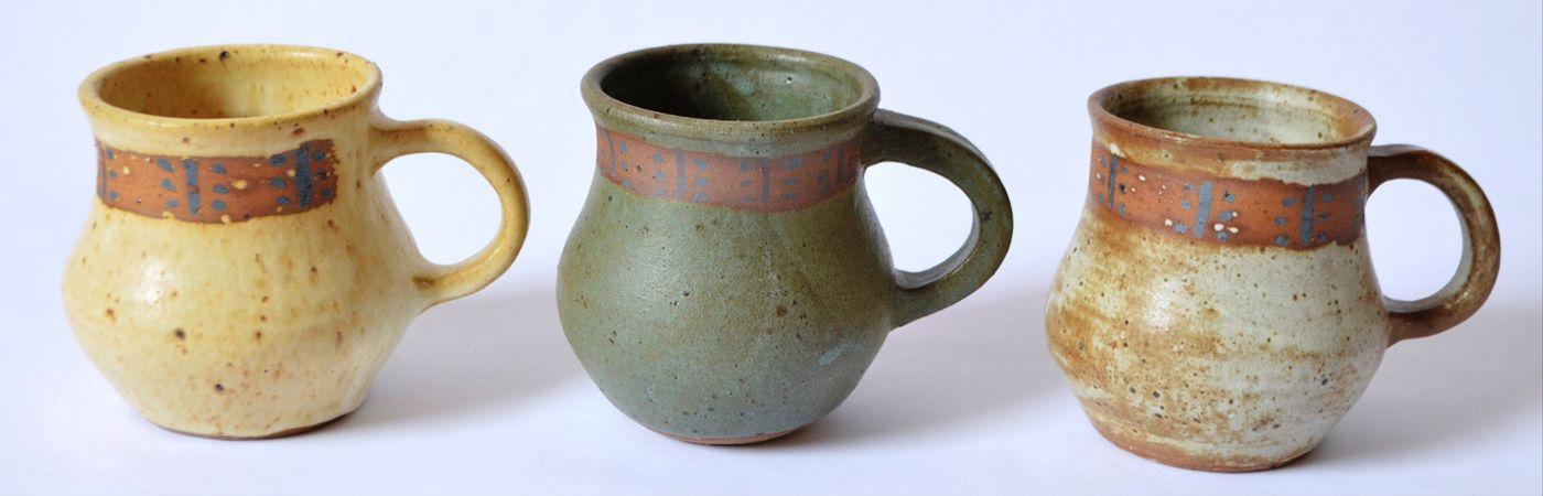Tazones en cerámica gres