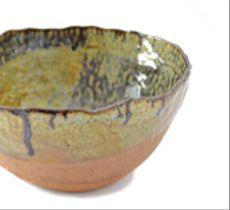 Fuente decorativa en oro viejo