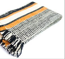 Alfombra o tapiz largo 3 colores lana