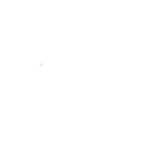 Florero o fuente baja en blanco tiza