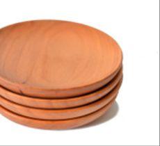 Set de posavasos en raulí nativo
