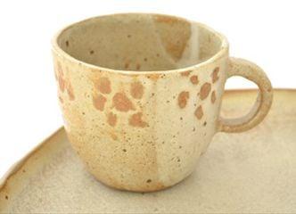 ¿Qué tal despertar cada mañana y tomar tu desayuno en un lindo tazón de cerámica gres como este?