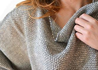 Este invierno abrígate con el agradable calor de la fibra de alpaca 100% natural
