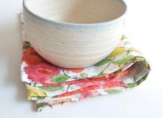 Las fuentes de cerámica gres pueden servir para ensaladas...o incluso como decoración!