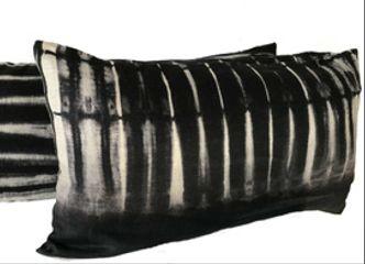 Revisa nuestra nueva colección de cojines en lino  teñido a mano