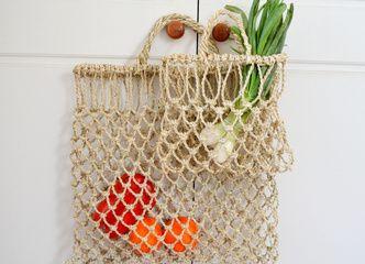 No olvides tu pilwa para las compras esta semana y traer fragantes verduras a tu casa