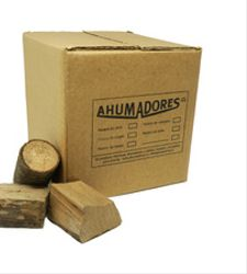 Chunks de madera de Roble 2,5 KG