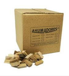Chips de madera de Roble 2,5 KG - Chips gruesos (15-35 mm)