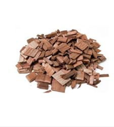 Chips de madera de ROBLE 2,2 KG - 8 Litros - Chips medianos (4-10 mm)