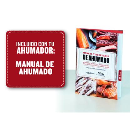 Ahumador Portátil Gas Masterbuilt